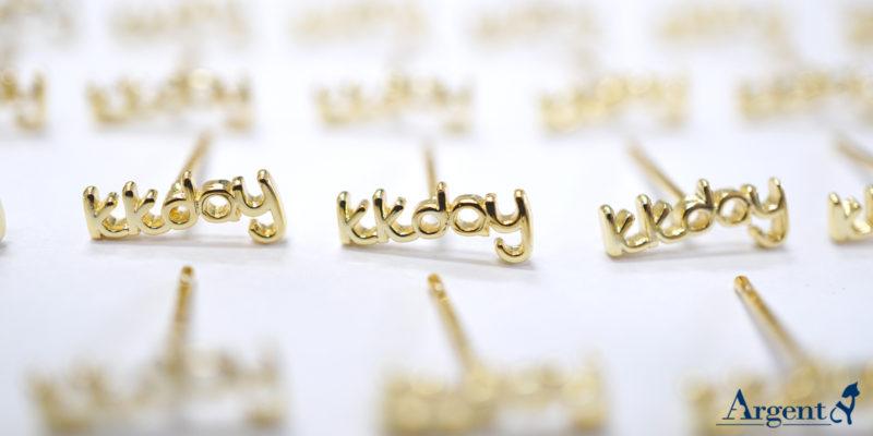 KKday耳釘耳環