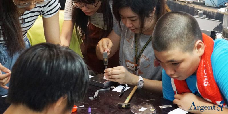 台北手作體驗港人激推,大人小孩都愛的銀飾手作課程-1
