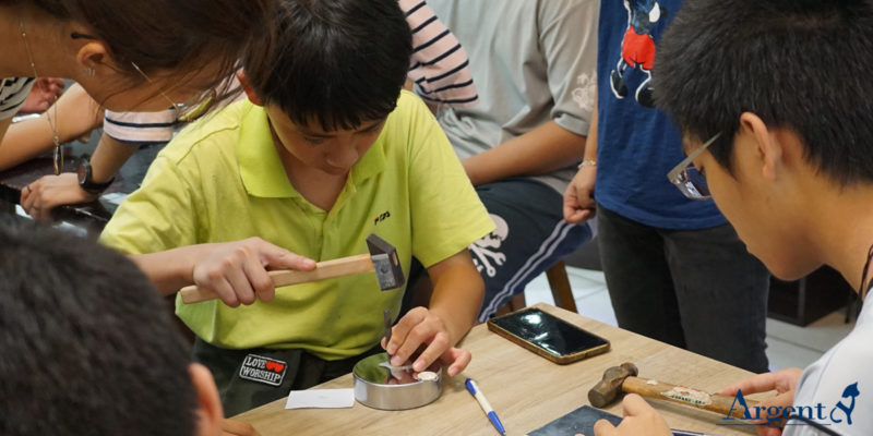 台北手作體驗港人激推,大人小孩都愛的銀飾手作課程-2