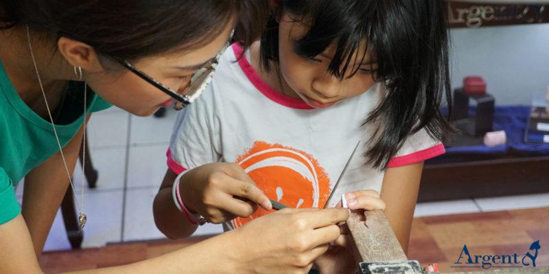 台北手作體驗港人激推,大人小孩都愛的銀飾手作課程-3