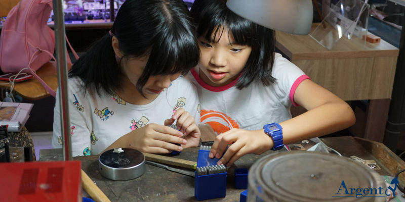 台北手作體驗港人激推,大人小孩都愛的銀飾手作課程-4