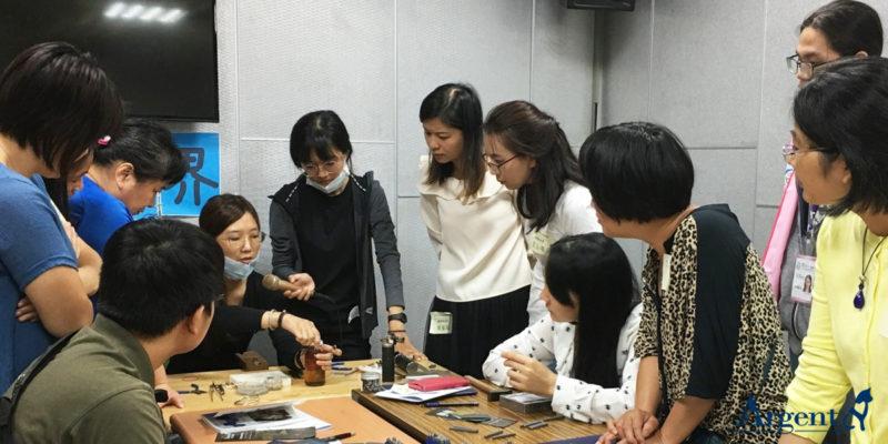 手作團體活動,最搶手的銀飾課程不用人擠人!1