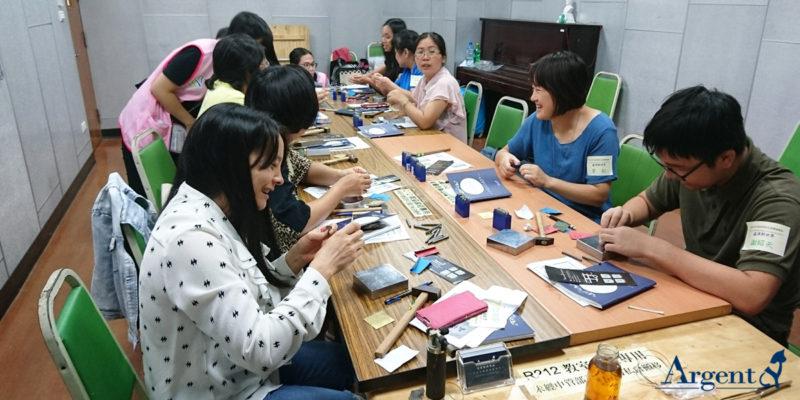 手作團體活動,最搶手的銀飾課程不用人擠人!2
