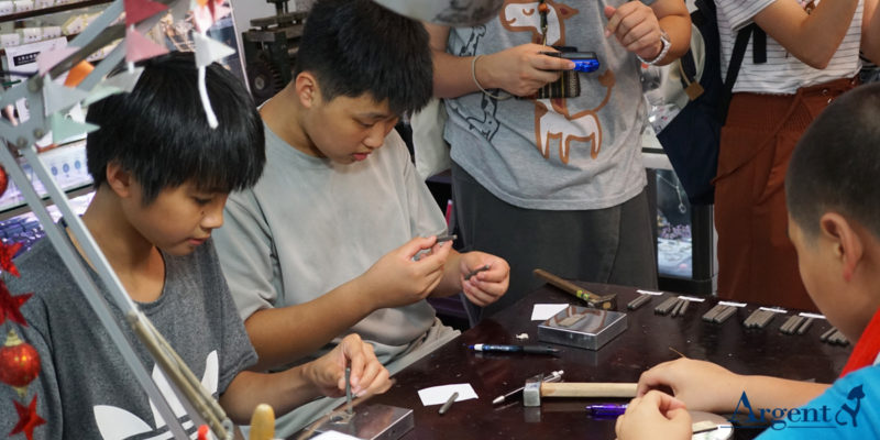 手作團體活動,最搶手的銀飾課程不用人擠人!6