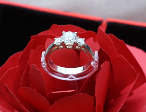 求婚戒指經典熱賣款大公開,讓你更懂女生的心!