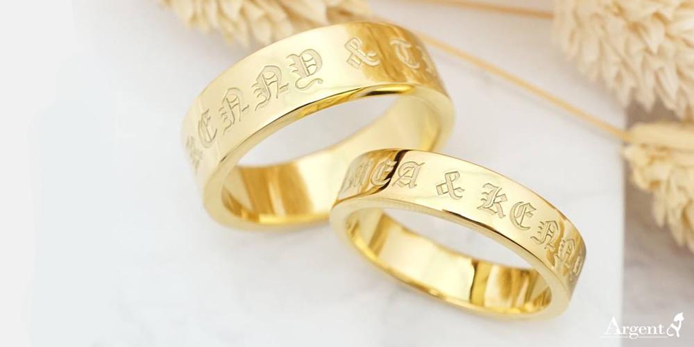 婚戒該戴哪隻手指?三個婚戒戴法大哉問-5
