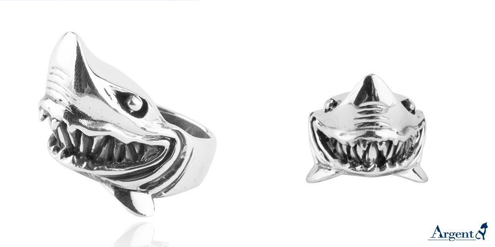 男戒指款式推薦十二種野生動物戒, 化身瀟灑貴族和英勇戰士-10