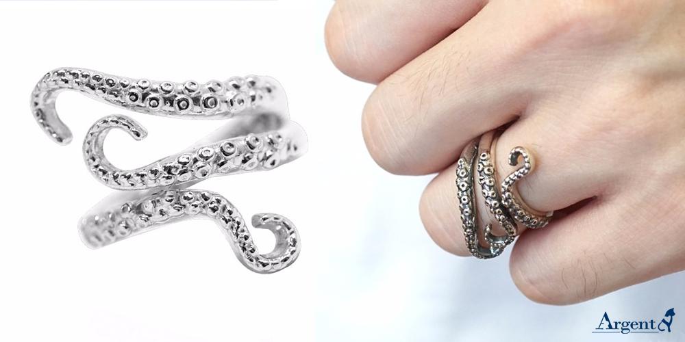 男戒指款式推薦十二種野生動物戒, 化身瀟灑貴族和英勇戰士-11