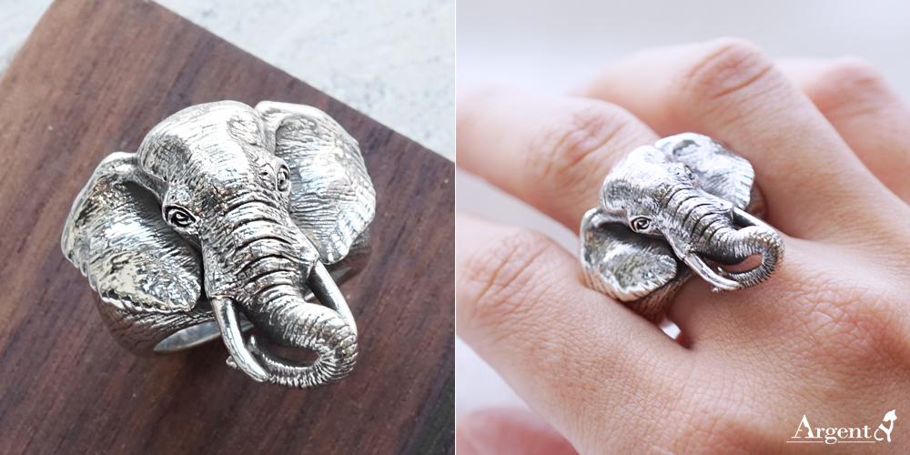 男戒指款式推薦十二種野生動物戒, 化身瀟灑貴族和英勇戰士-3