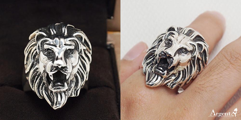 男戒指款式推薦十二種野生動物戒, 化身瀟灑貴族和英勇戰士-7