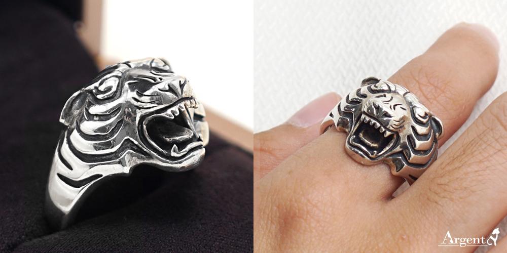 男戒指款式推薦十二種野生動物戒, 化身瀟灑貴族和英勇戰士-8